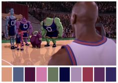 SPACE JAM (1996) – Dir. Joe Pytka