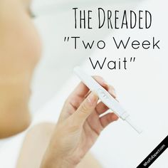 What goes through a woman's mind during the two week wait to take a pregnancy test (scheduled via http://www.tailwindapp.com?utm_source=pinterest&utm_medium=twpin&utm_content=post515793&utm_campaign=scheduler_attribution)