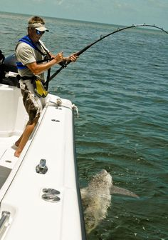 Shark Fishing Florida Keys Learn how to catch any kind of fish with great tips including lures and bait at howtocatchfishnetwork.com