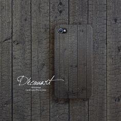 Decouart Wood IPhone Case