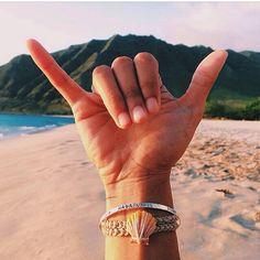 Hawaiian sunrise shell Hemp Braid Bracelet Hand-Made on Etsy, $45.00