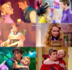 Another tangled ship parallel
