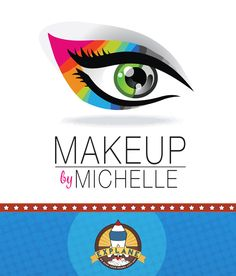 Logo Development for Michelle - A great make-up artist that just opened for business in Secunda.