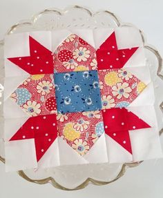 Welcome - My Final Farm Girl Vintage Block | Amy Made That! ...by eamylove | Bloglovin'