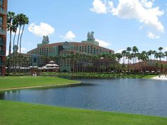 Swan and Dolphin Resorts - Military Discounts at Disney World