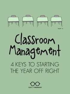 Classroom Management 4 Keys to Starting the Year off Right is part of Classroom management plan - How to set up and implement a classroom behavior plan that really works, with advice from Smart Classroom Management's Michael Linsin Classroom Behavior Plans, Classroom Management Strategies, Classroom Procedures, Behaviour Management, Teaching Strategies, Classroom Organization, Organizing Clutter, Classroom Decor, Time Management