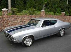 nice... 1969 chevelle