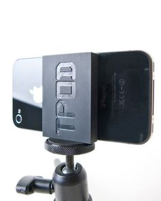 #iPhone Tripod Adapter