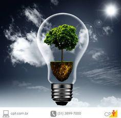 Como reduzir o consumo de energia na iluminação #cursoscpt