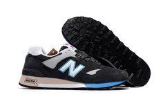 New Balance 577 Women's Gray Shoes M577DGB