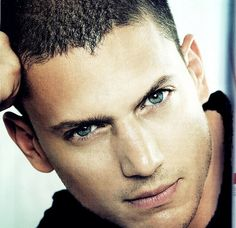 """Wentworth Miller.  I met him on the set of prison break.  He said to me, and this is a direct quote -- the God's honest truth -- """"hello"""".  That's all.  Just hello.  But it was the best damn hello ever."""