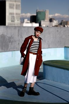 ストリートスナップ原宿 - Hiromiさん | Fashionsnap.com