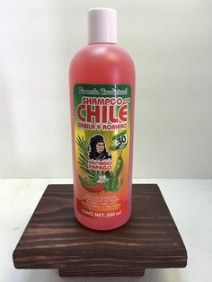 Chile Shampoo *** You can find more details by visiting the image link.