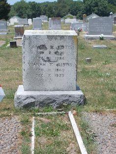 Samuel R Justis 1838-1924. Pvt. Co G 39th VA Infantry.