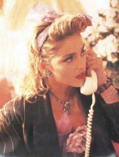 Madonna Photos of Madonna Hair, Madonna Music, Lady Madonna, Madonna Movies, Madonna Costume, Madonna Material Girl, Material Girls, Punk Rock, 1980s Madonna