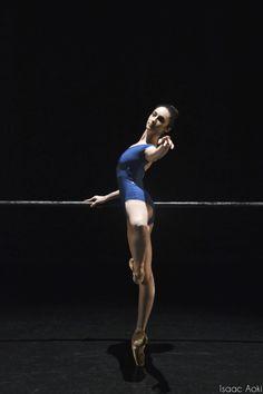 Micaelina Ritschl by Isaac Aoki, May 2015 Grand Rapids Ballet