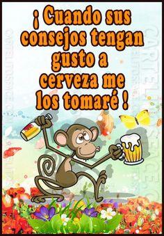 #Consejos con gusto a cerveza