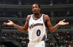 Retired Basketball Player Gilbert Arenas Claims That 'Lupita Is Only Cute With The Lights Off'