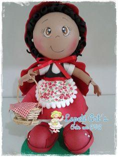 Boneca Chapeuzinho