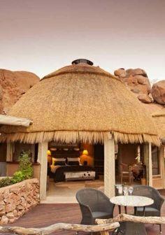 Camp Kipwe - Damaraland, Namibia