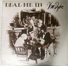 van Dyke - Deal me in CANADA 1977 Lp near mint w/Inner