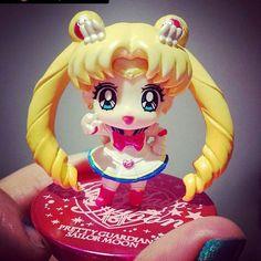 Que chula! Sailor Moon de La Frikileria.