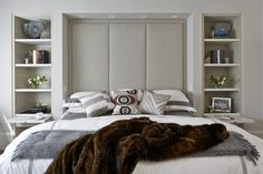 Contemporary Bedroom by KATCH ID