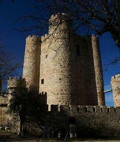 Castillo de Coracena.San Martin de Valdeiglesias.Madrid