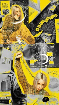 Lost in Icons - Wallpapers - Billie Eilish - Wattpad Billie Eilish, Donna Tartt, Videos Instagram, Rainbow Aesthetic, The Secret History, Cute Wallpapers, Iphone Wallpapers, Aesthetic Wallpapers, My Idol