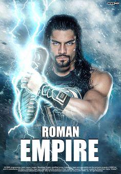 WWE Roman Reigns Roman Empire Poster 2017 by on DeviantArt Roman Reigns Wwe Champion, Wwe Superstar Roman Reigns, Wwe Roman Reigns, Wrestling Superstars, Wrestling Wwe, Roman Reigns Wrestlemania, Roman Empire Wwe, Wwe Lucha, Roman Reighns