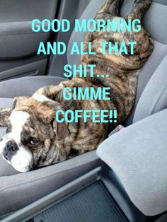 Hahaha.....love it.....COFFEE