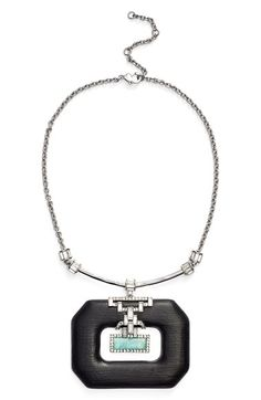 Alexis Bittar 'Lucite®' Pendant Necklace available at #Nordstrom