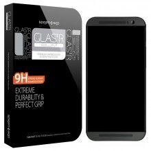 Display Schutzfolie HTC One M8 Spigen SGP Glass Glas.tR SLIM Slim  31,99 €