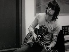 se é pra ser um rockstar, que seja keith richards.