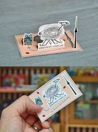 Image result for artist business card examples