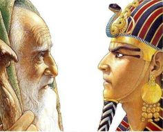 """Pharaoh said to them, """"Get away from me! And you had better not see my face again, because the day you see my face, you will die!"""" Moshe answered, """"Well spoken! I will see your face no more."""" Exodus 10:28-29"""