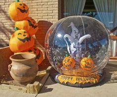 Amazing Halloween decorations!
