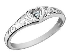 Purity Rings for Girls | promise ring | i cant be the only girl planning my wedding without be ...