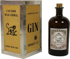"Monkey 47 Gin Distillers Cut 2014/2015 0,5l - Mit einer feinen ""Species Rara"" veredelt"