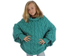 Poncho Pullover, Baby Poncho, Knitted Poncho, Poncho With Sleeves, Purl Soho, Kindergarten Reading, Turtle Neck, Stitch, Knitting