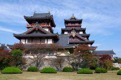 Momoyama Castle, Kyoto