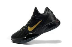 Nike Zoom Kobe 7 Elite Away Black Gold 511371 001 Shop Kobe Shoes 2013