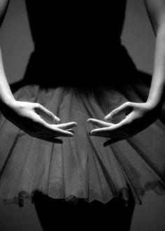 芭蕾手位-預備位置