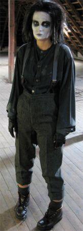 Tarja corpse paint