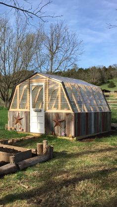 Ana White | Green House - DIY Projects