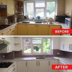 100 Kitchen Before And Afters Ideas Replacement Kitchen Doors Kitchen Doors Kitchen