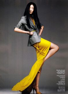 Fashion editorials ~