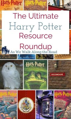 Do you have Harry Potter fans in the house? Don't miss the huge resource list of educational resources for the Harry Potter books. Harry Potter Classes, Harry Potter Activities, Harry Potter School, Harry Potter Classroom, Harry Potter Theme, Harry Potter Facts, Harry Potter Books, Book Study, Book Lists