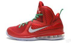"""Nike LeBron 9 """"Christmas"""""""