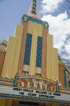 Theater in Bay Lake, FL